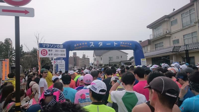 能登和倉万葉の里マラソン2019