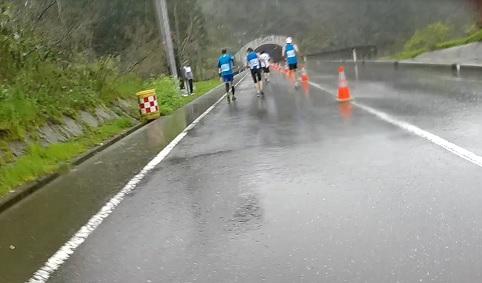 加賀温泉郷マラソン(石川県、2015年)