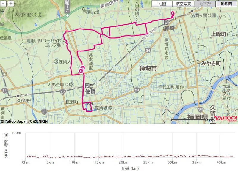 さが桜マラソン(佐賀県、2017年)~吉野ケ里遺跡を走る
