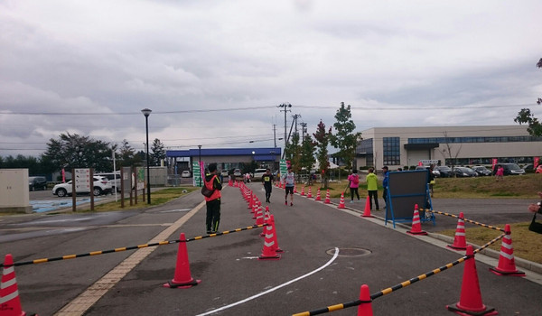 長井マラソン(山形県、2017年)~山形唯一のフルマラソン大会