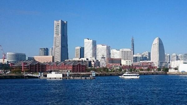 YOKOHAMAランニングフェスタ@大さん橋~大さん橋をワラーチで疾走