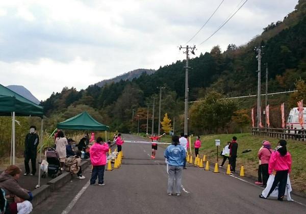 茂庭っ湖マラソン(福島県、2017年)~ダムと湖畔を駆け巡る