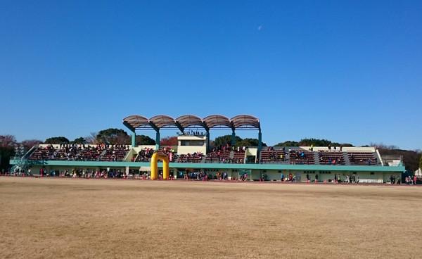 東日本大震災復興支援ラン「品川・大井スポーツの森大会」に参加