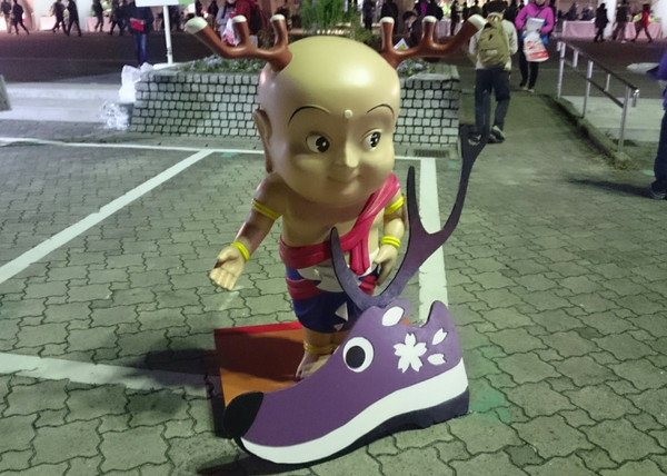 奈良マラソン2017
