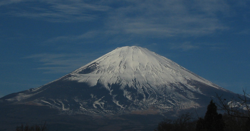 富士登山競走の思い出~八合目から山頂ゴールまで