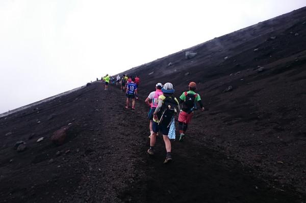 富士登山競走の思い出~山頂ゴールから帰宅まで
