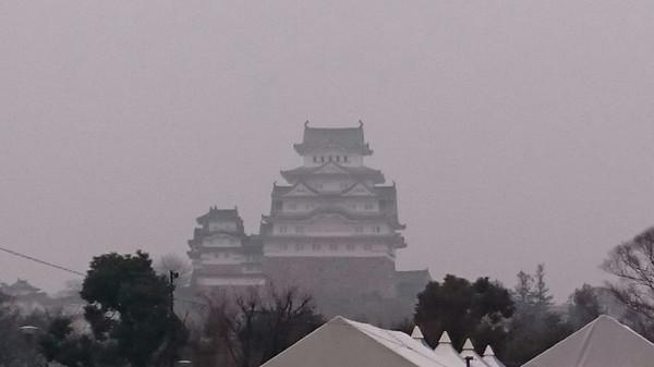 姫路城マラソン(兵庫県、2018年)~風と寒さと戦った50回目のフルマラソン