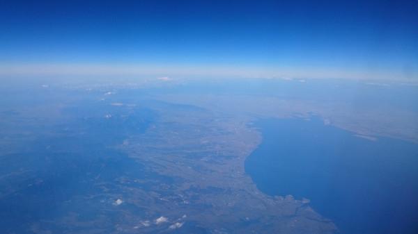 五島つばきマラソンの前後~羽田から長崎まで飛行機にて往復