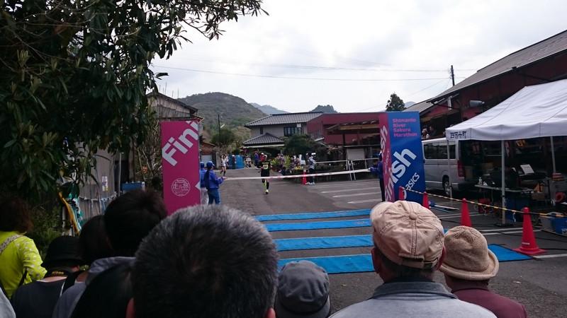 四万十川桜マラソン2018