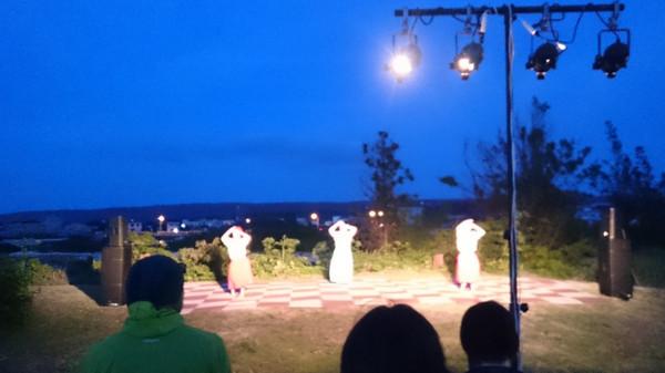 喜界島マラソンの打ち上げパーティーはとても愉快