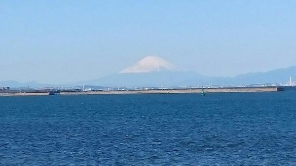 ちばアクアラインマラソンと富士山