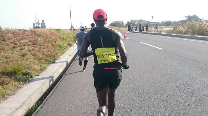 松江城マラソン2018