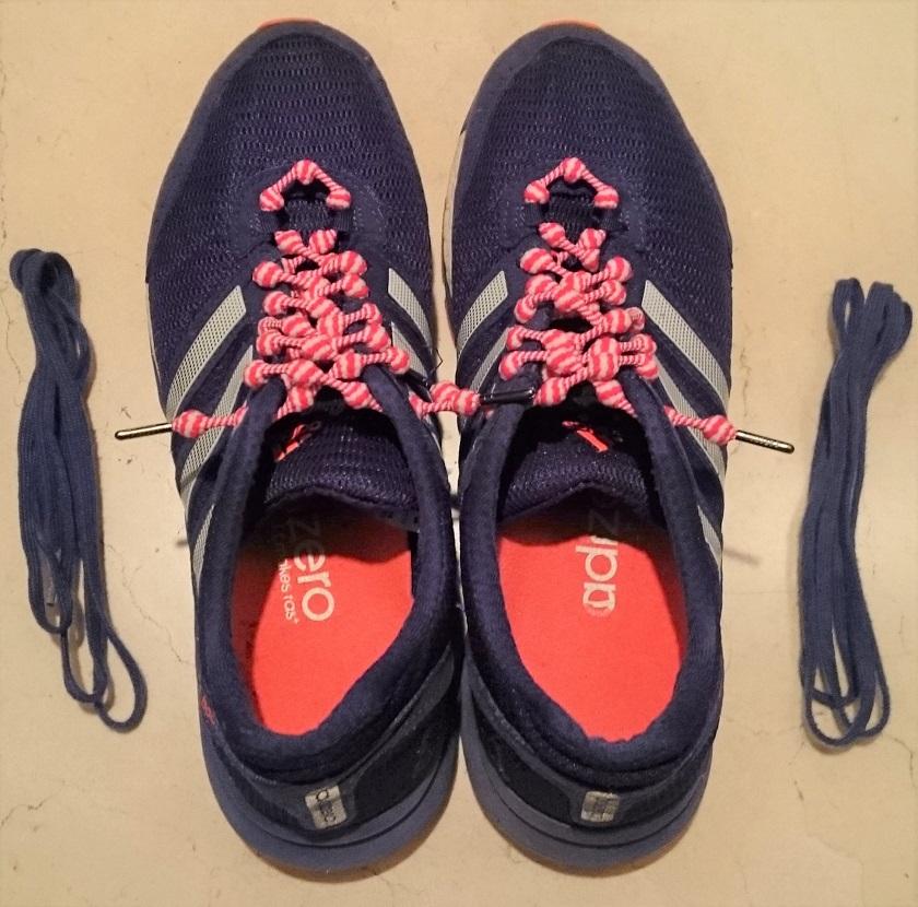 結ばない靴紐「キャタピラン」vs「クールノット」の闘い