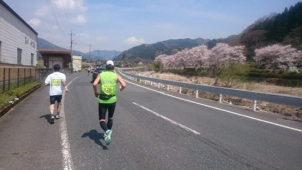 津山加茂郷フルマラソン2019
