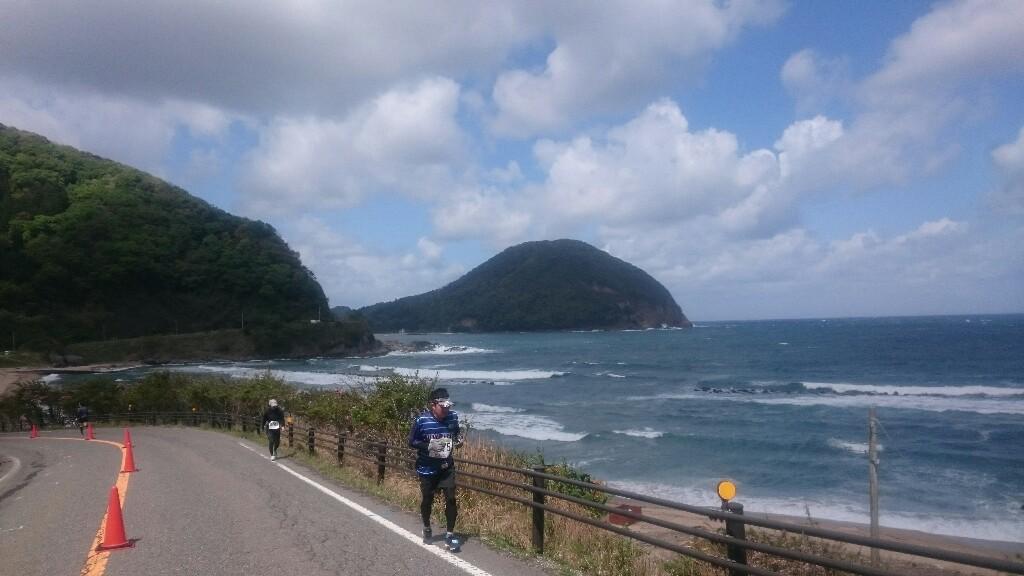 香住・ジオパークフルマラソン2019