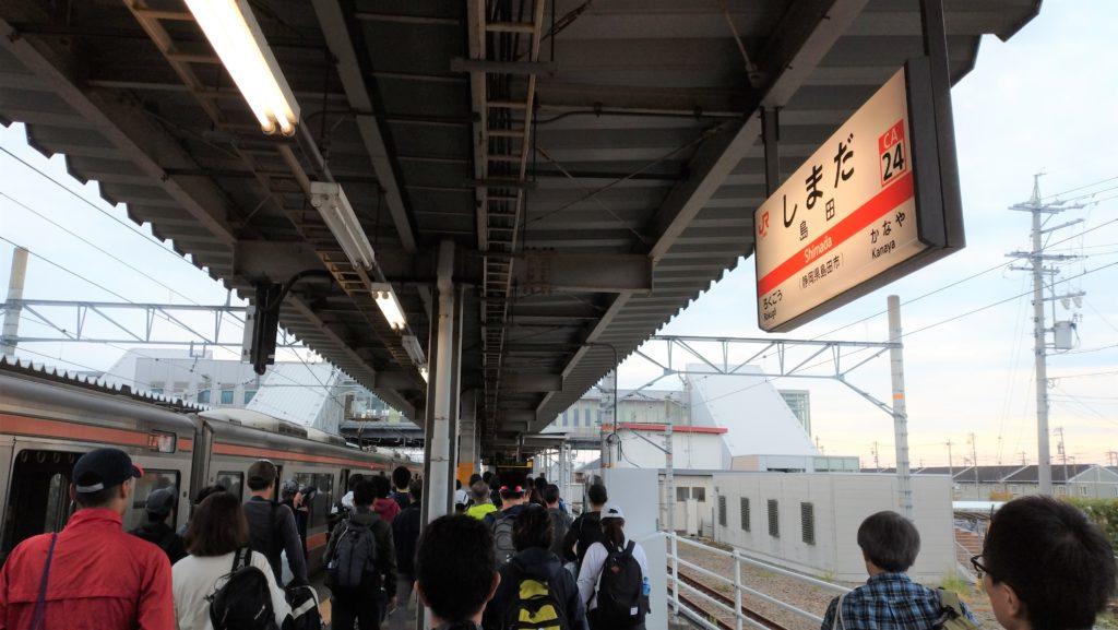 しまだ大井川マラソン2019