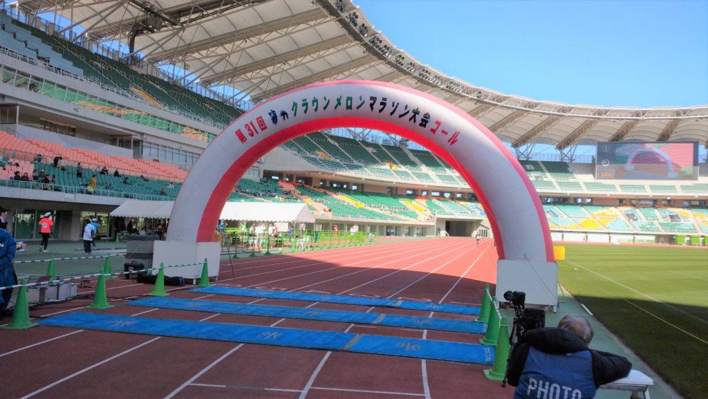 袋井クラウンメロンマラソン2019