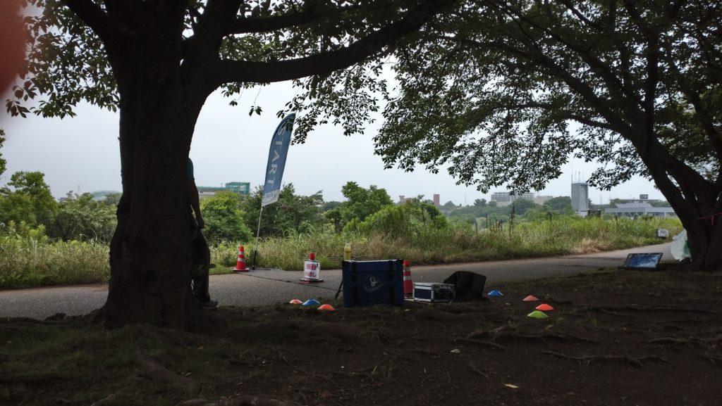 UPRUN新横浜鶴見川マラソン(ハーフマラソン個人の部)に参加