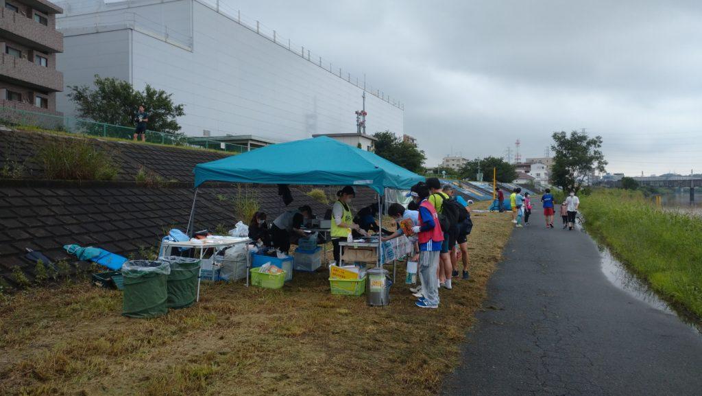 UPRUN綱島鶴見川マラソン大会(ハーフマラソン個人の部)