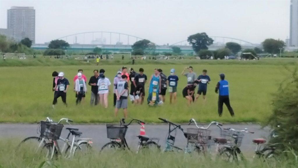 UPRUN川崎多摩川河川敷マラソン10kmの部