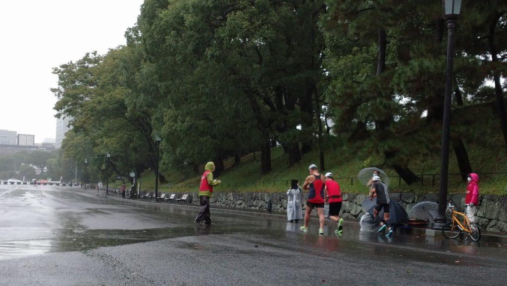 スポーツメイトラン皇居マラソン(東京都、2020年10月10日)~10kmの部に参加