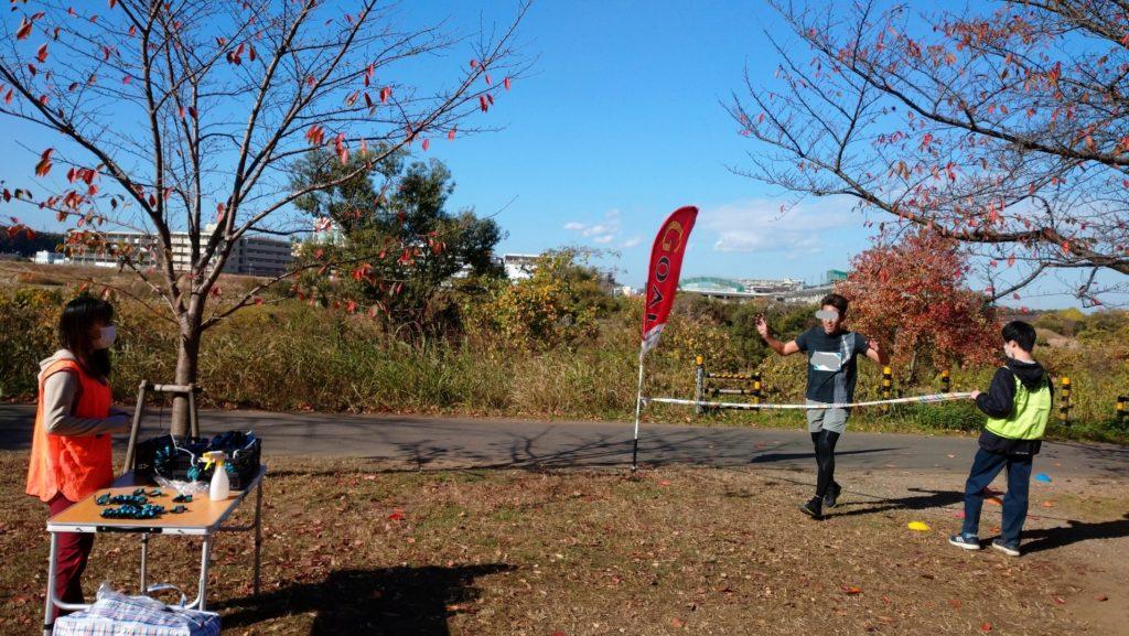 新横浜鶴見川マラソン~ハーフの部に参加(神奈川県、2020年11月)