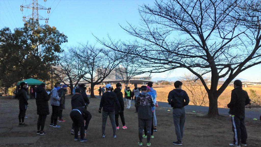 新横浜鶴見川マラソン(神奈川県、2021年1月)~令和三年の初ハーフ